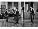 Taneční vystoupení swing