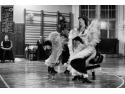 Taneční vystoupení kankán