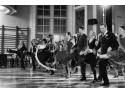 Výuka tance kankán
