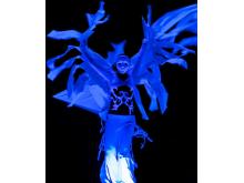 UV show Ilusias