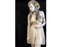 Živé sochy - malování na obličej a tělo