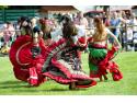 Cikánské tance - vystoupení Siderea