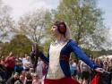 Dvorské středověké tance - vystoupení Siderea
